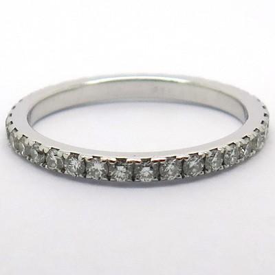 DE BEERS - Alliance platine et diamants 1934