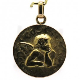 Médaille de baptême ancienne LN 340