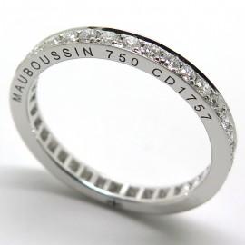 Mauboussin - Alliance diamants tour complet 2186