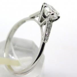 Diamant + d'1 carat - Solitaire diamant 1,03 carat 2177