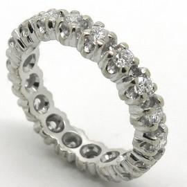 Alliance diamants taille 45 tour complet 2227