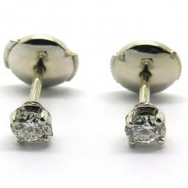 Diamants pour oreilles percées Boucles d'oreilles 238
