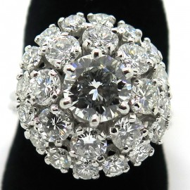 Joyaux d'exception - Bague diamants 2233