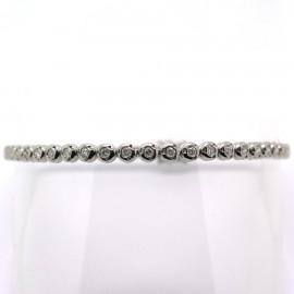 Bracelet rivière de diamants 195