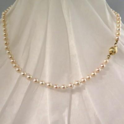 Collier de perles Choker 285