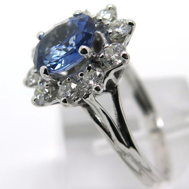 bague de fian ailles saphir de ceylan diamants bords de seine 1898. Black Bedroom Furniture Sets. Home Design Ideas